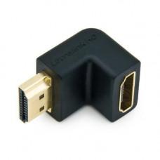HDMI мама - тато кутовий адаптер перехідник 90