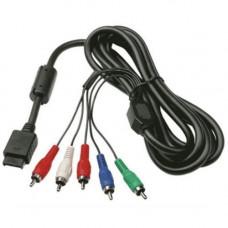 Компонентний AV кабель для Sony PS2 PS3 HDTV відео