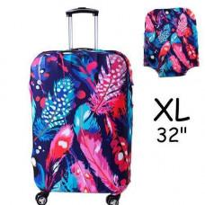 Чохол для дорожньої валізи на валізу захисний 32 XL