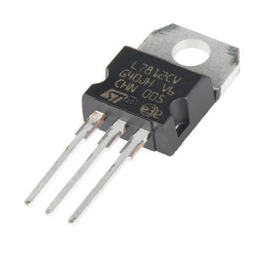 Чіп L7809CV L7809 TO220, лінійний Стабілізатор напруги +9В 1.5 А