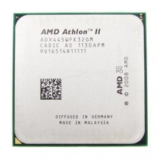 Процесор AMD Athlon II X3 445, 3 ядра, 3.1 ГГц, AM2+, AM3