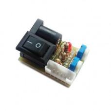 Тестер, модуль живлення інвертора для ламп CCFL