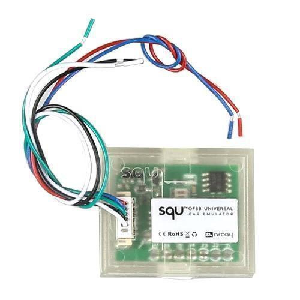Емулятор іммобілайзера авто IMMO ESL EZS AirBag, SQU OF68, аналог Julie