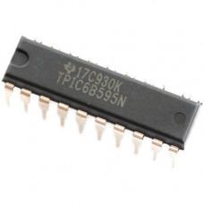 Чіп TPIC6B595N TPIC6B595 DIP20, Сдвиговый регістр