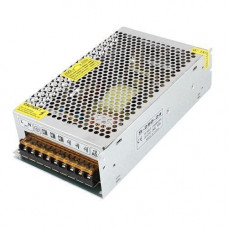 Блок живлення перфорований 12В 20А 240Вт, 3-кан для LED-стрічок CCTV