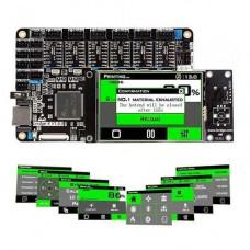 Плата управління Lerdge k + 6x TMC2208, 32біт РК 3.5 для 3D-принтера