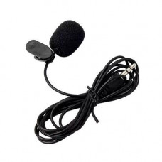 Петличний мікрофон петличка для ПК, ноутбука, камери TRS 3pin