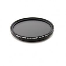 ND фільтр змінної щільності ND2-ND400, 58мм