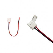 Конектор вивідний для 8мм LED стрічки SMD 3528
