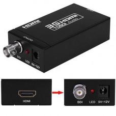 Конвертер HDMI - SDI, видео, аудио, HD-SDI, 3G-SDI