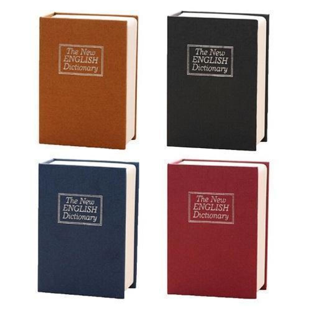 Книга на ключі, книжка сейф, англійський словник, метал s 180х115х55мм.