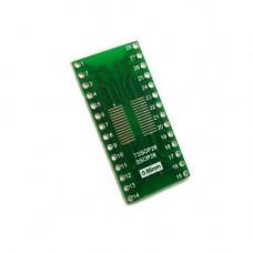 SOP28 SO28 SOIC28 - DIP28 перехідник адаптер