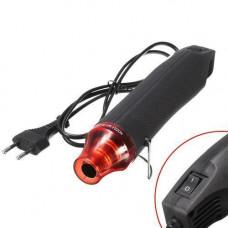 Термофен технічний для рукоділля термоусадки 220В 200С LS-300, термо фен