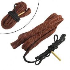 Протяжка шнур змійка для чищення ствола зброї 17, 177 калібру 4.5 мм