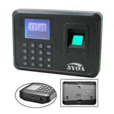 Біометричний термінал контролю доступу СКД по відбиткам пальців 5YOA