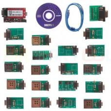 UPA USB V1.3 програматор автомобілів чіп-тюнінг EEPROM + 19 адаптерів