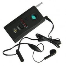 Детектор камер жучків, ІЧ лінза, РЧ CC308+