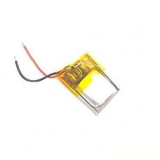 Акумулятор 301215 Li-pol 3.7 В 60мАч для MP3 Bluetooth навушників гарнітур
