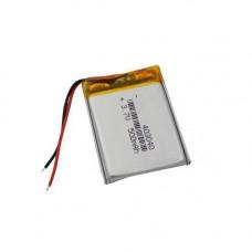 Акумулятор 403040 Li-pol 3.7 В 500мАч для RC моделей DVR GPS MP3 MP4