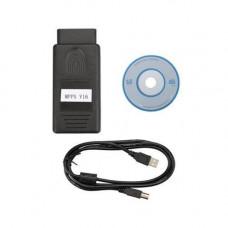 MPPS V16 OBD2 програматор ЕБУ ECU автомобілів