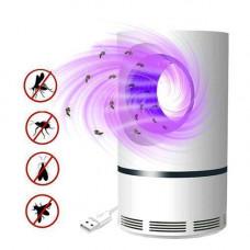 Лампа пастка для знищення комарів комах USB, JUN BO JB-666