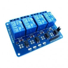 4-канальний модуль реле 5V для Arduino PIC ARM AVR