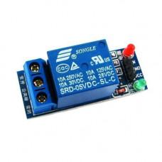 1-канальний модуль реле 5V для Arduino PIC ARM AVR