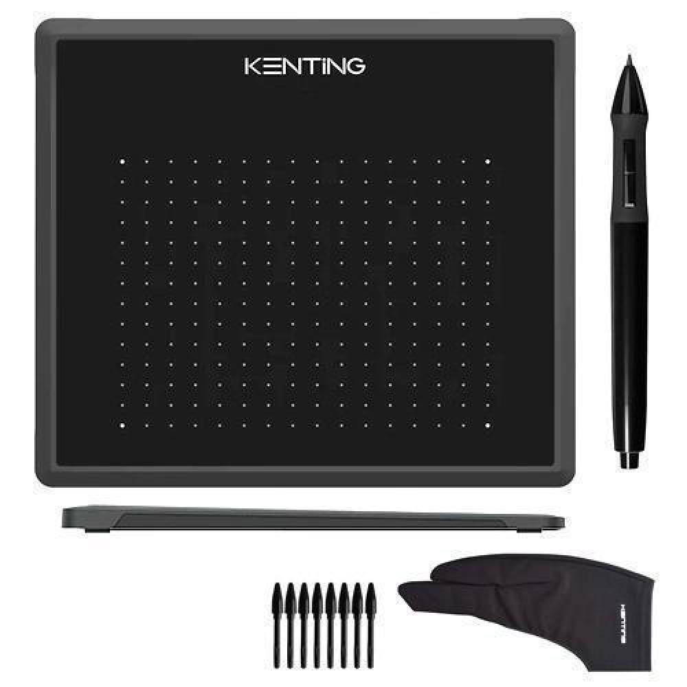 Графічний планшет з пером Kenting K5540 5. 4x3. 9 для Osu!