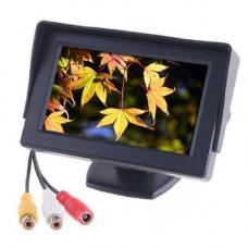 4.3 монітор для підключення камери заднього виду