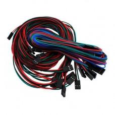 14 кабелів 2/3/4pin мама-мама 70см для 3D-принтера