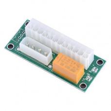 Синхронізатор для підключення запуску 2 блоків живлення IDE+ATX ADD2PSU