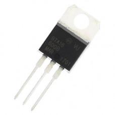 Чіп BTA16-600B TO220, Симистор триак 600В 16А 50мА