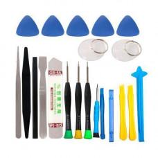 Набір інструментів для відкриття корпусів розбирання ремонту телефонів 21в1