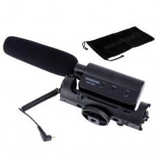Стерео мікрофон накамерне Takstar SGC-598 на гарячий черевик