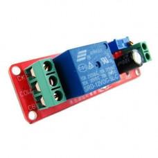 Реле з регульованою затримкою, 12V, для Arduino