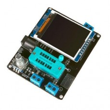 Тестер напівпровідників ESR RLC частотомір генератор сигналів GM328A