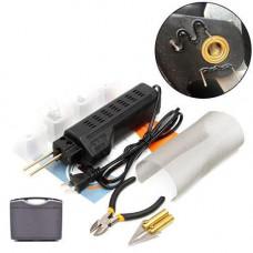 Гарячий степлер термостеплер паяльник для пластику 220В М-1