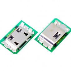 Роз'єм MicroUSB 7pin MC-367 Samsung J1 J100 J5 J500 J7 J700