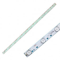 LED планка лампа підсвічування РК телевізора 32, 570мм, 10LED 30В