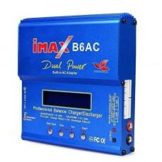 Розумне зарядний пристрій балансир iMAX B6AC 80Вт для АКБ