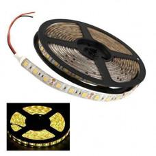5м стрічка світлодіодна, 300x 5050 SMD LED, жовта