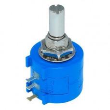 Резистор змінний, потенціометр 3590S-2-103L 10кОм багатооборотний
