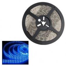 5м стрічка світлодіодна, 300x 3528 SMD LED, синя
