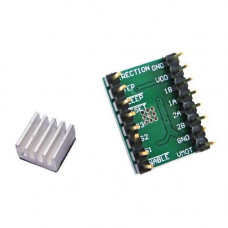 Драйвер крокового двигуна A4988, RAMPS, Arduino