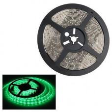 5м стрічка світлодіодна, 300x 3528 SMD LED, зелена