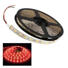 5м стрічка світлодіодна, 300x 5050 SMD LED, червона