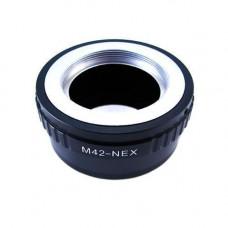 Адаптер-перехідник M42 - Sony NEX E, кільце, Ulata