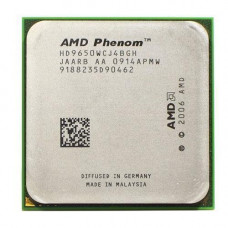 Процесор AMD Phenom X4 9650, 4 ядра 2.3 ГГц, AM2+