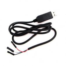 USB PL2303HX - UART RS232 TTL конвертер, Arduino