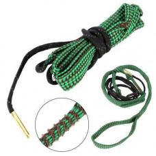 Протяжка шнур змійка для чищення ствола зброї калібру 5.56 мм